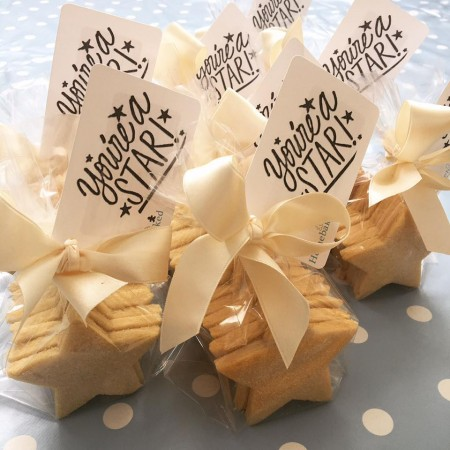 You're A Star! Shortbread Gift Bag