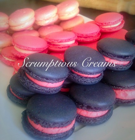 Macarons that melt in your mouth!