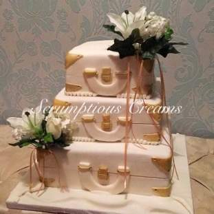 Wedding Cake taster sessions
