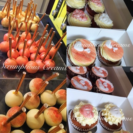 Cupcakes and  Cakepops