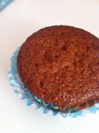 Gluten Free Sticky Toffee Muffins