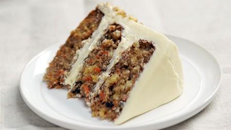 Carrot Cake or Chocolate cake