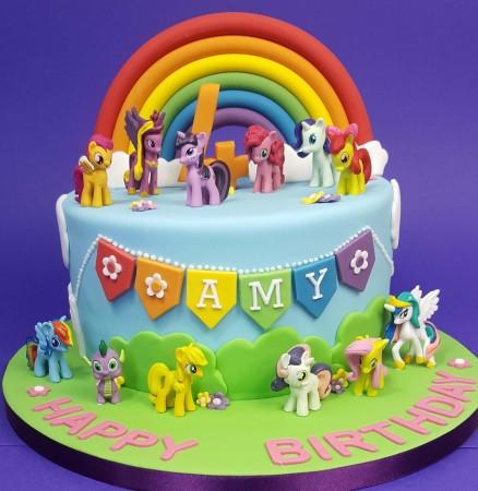 My Little Pony Cake Decorations Uk
