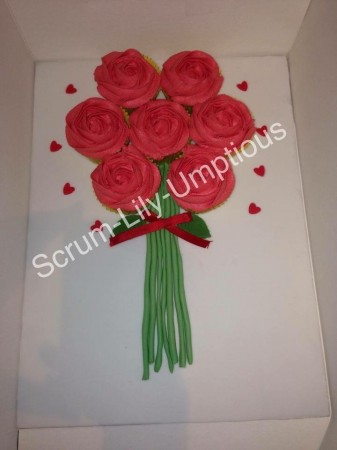 Rose Board- choose your colour