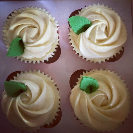Everyday cupcake