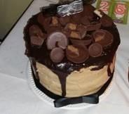 Caramac Cake