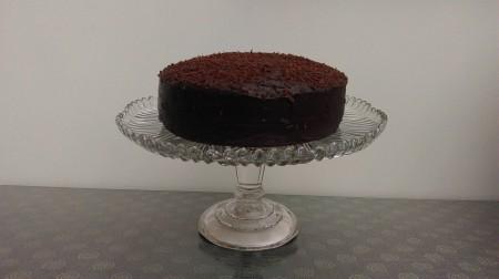 American Chocolate Cake (egg & dairy-free)