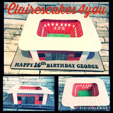 Southampton Football stadium