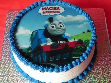 For Boys Birthday-Thomas