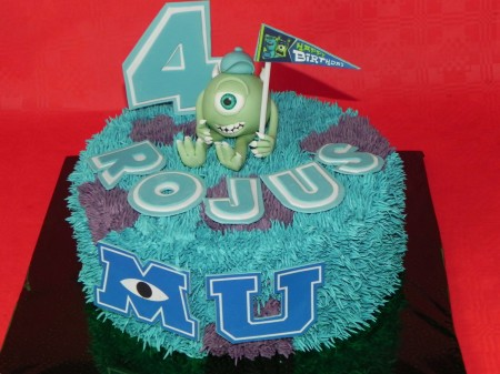 For Boys Birthday-monsters