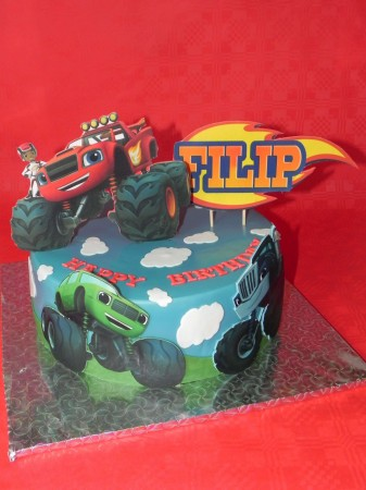 For Boys Birthday-car