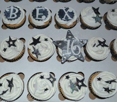 Bespoke Cupcakes 'Tottenham Hotspurs themed'