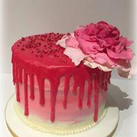 Bespoke Chocolate Drip cake