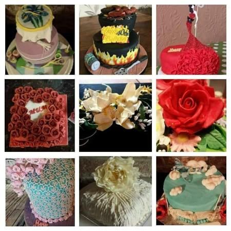 Celebration cakes- choose your theme