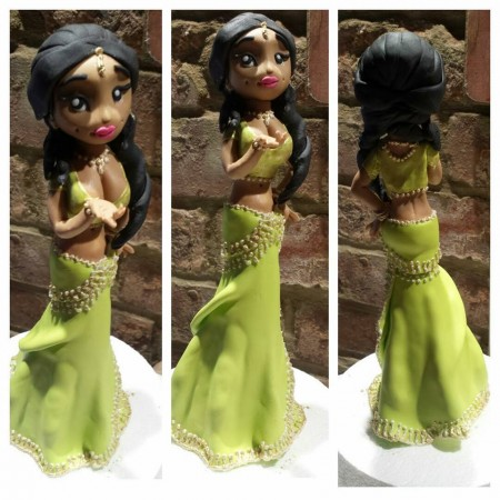 CAKE TOPPER ONLY