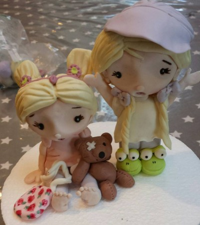 CAKE TOPPERS ONLY