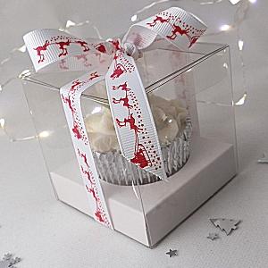 Individually Boxed cupcake