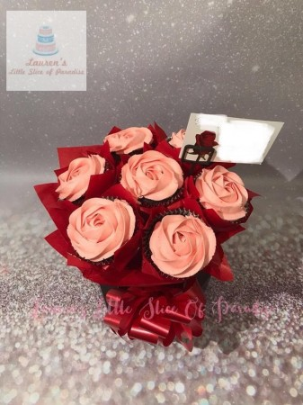 Bouquet of cupcakes (7)