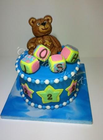 Children's Little Birthday Cake
