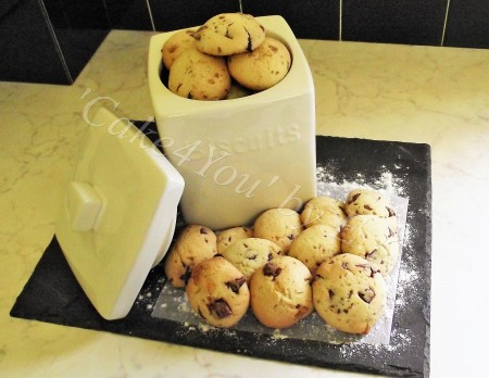Chocolate Chip Cookies (range of flavours) 7cm