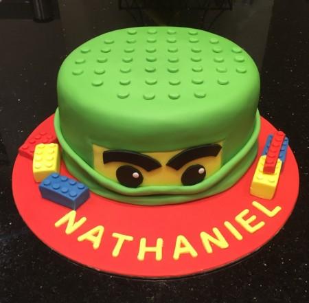 Lego cake - Paulina's cakes