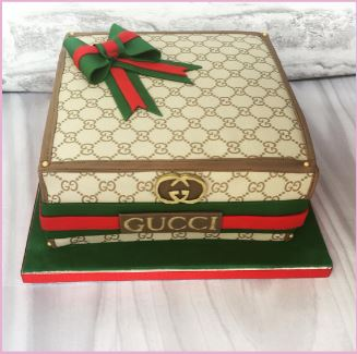 Gucci Inspired Cake