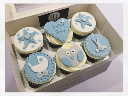 Cupcakes - Baby Shower