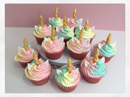 Cupcakes - Unicorns