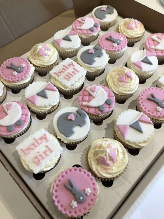 Cupcakes - Baby Shower (V2)