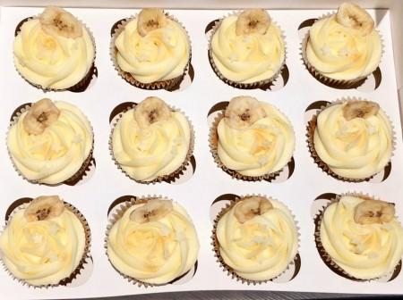 18 Biscoff Cupcakes
