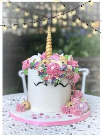 Luxury Unicorn Cake