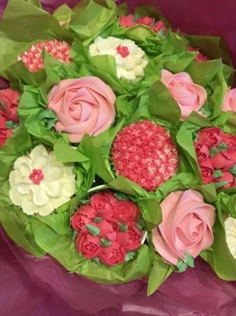 Cupcake Bouquet - 7