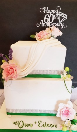 Tiered Cake  - Wedding