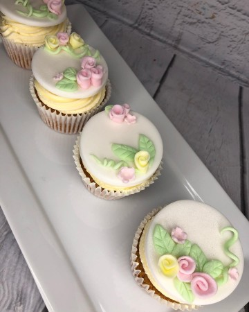 Dairy and gluten free cupcakes