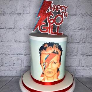 Rock Icon Cake