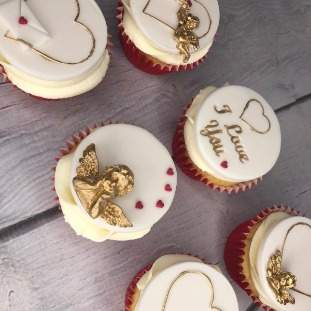 Cherubs & Love Cupcakes