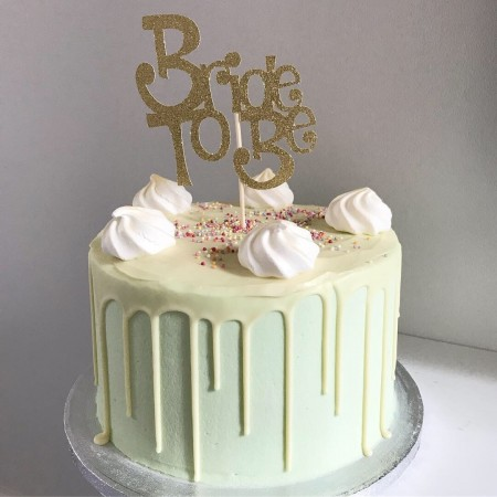Bride to Be Celebration Cake