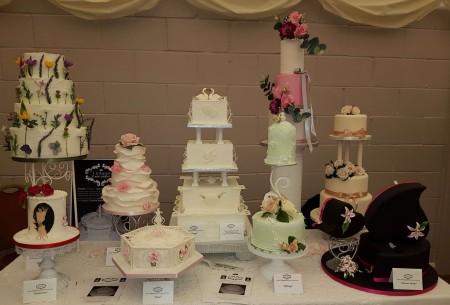 Wedding Cake Tasting Session