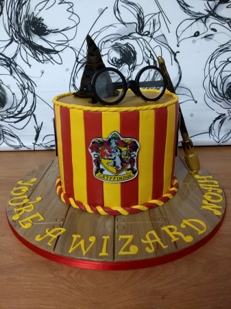 Harry Potter occasion cake