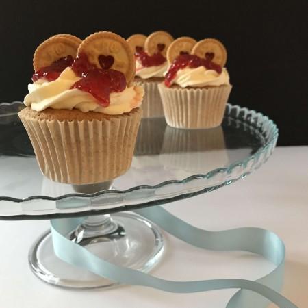 Jamie Dodger Cupcakes