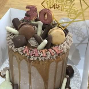 Birthday Cake - 80th, 90th you choose