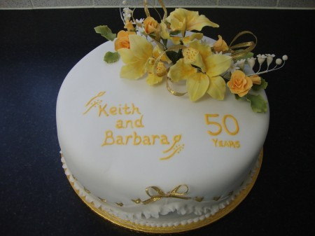 80th Birthday Cake Design Similar To Customer Supplied