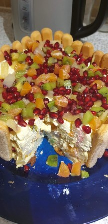 Anniversary cake Swindon