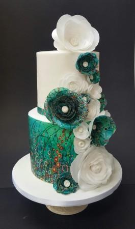 Artwork cake