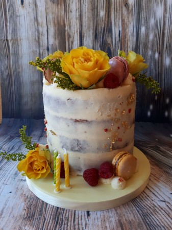 Lemon Celebration Cake