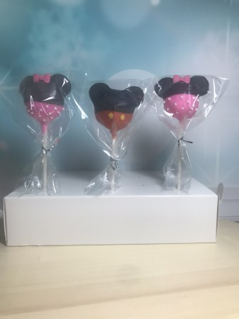 Themed cake pops