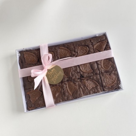 Brownie Gift Box **posted**
