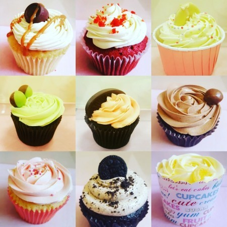 Cupcakes - Choose your Flavour