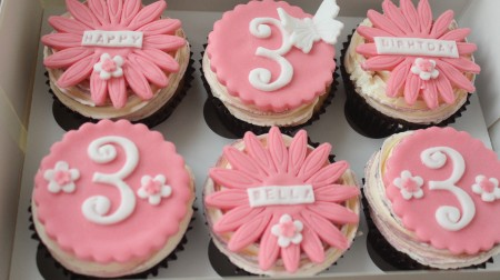 Lockdown cupcakes