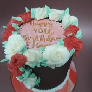 *Celebration cake